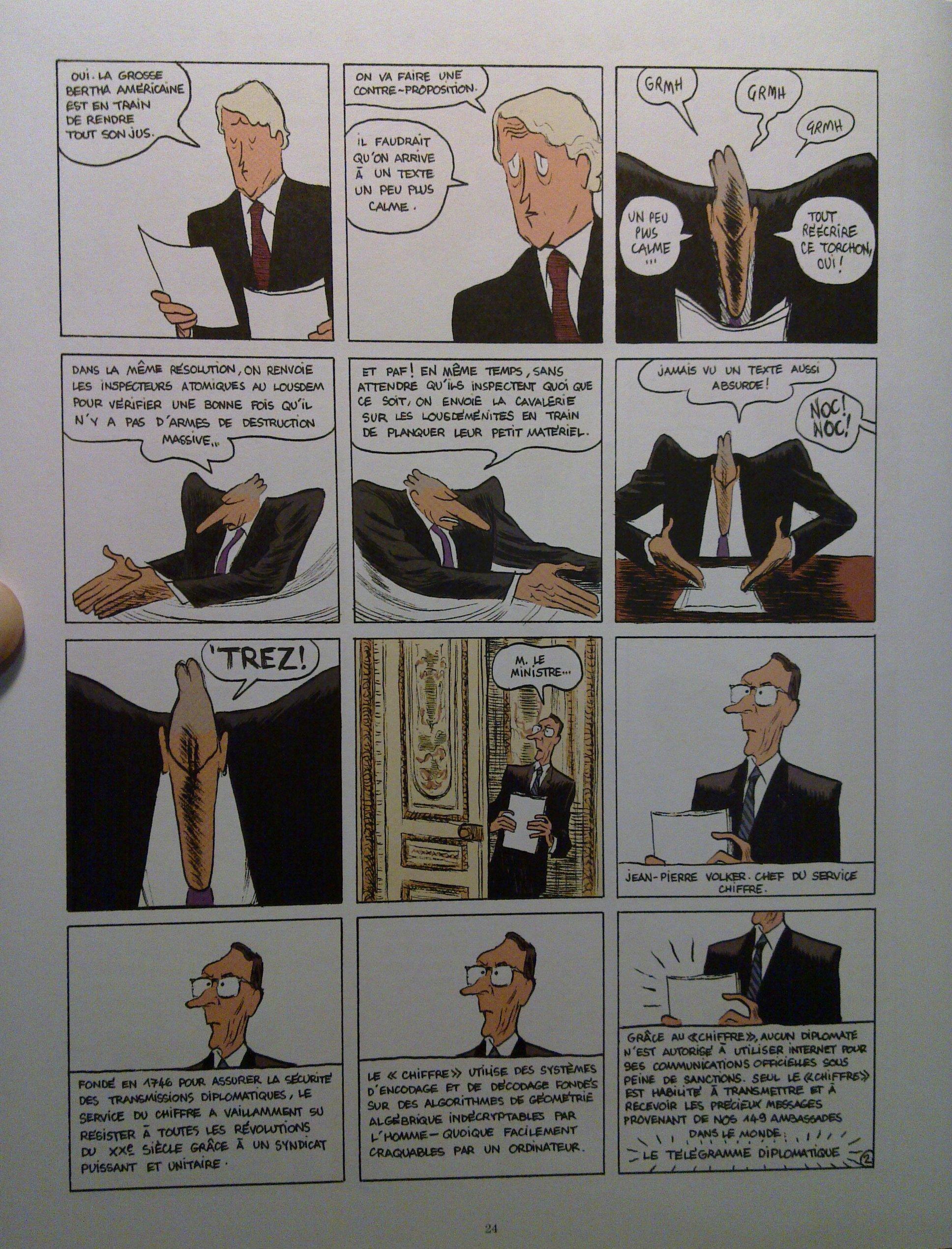 Abel Lanzac et Chroniques Diplomatiques